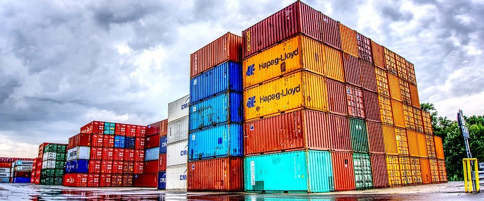 Different types of shipping containers - Confoot